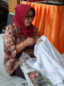 Batik Tulis Warisan Budaya